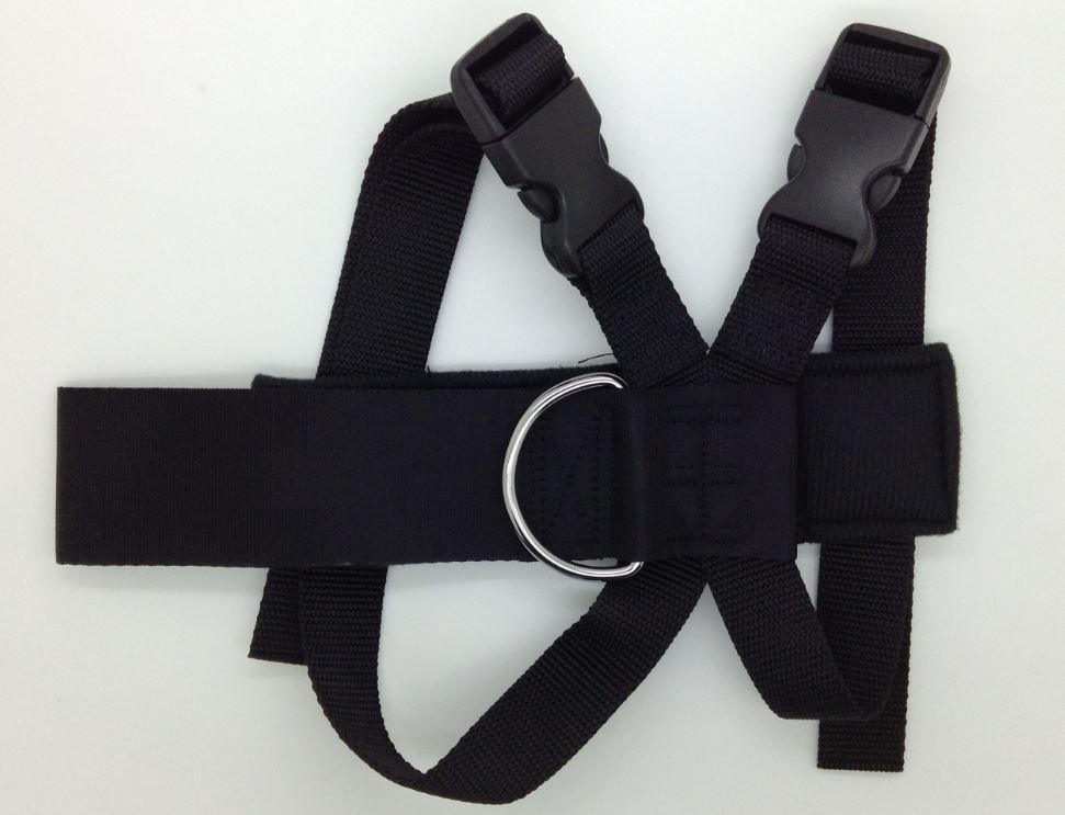 hunter ceinture de s curit pour chien noir animobouffe. Black Bedroom Furniture Sets. Home Design Ideas