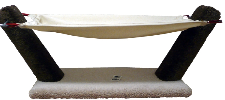 riga lit hamac pour chat avec griffoire animobouffe. Black Bedroom Furniture Sets. Home Design Ideas