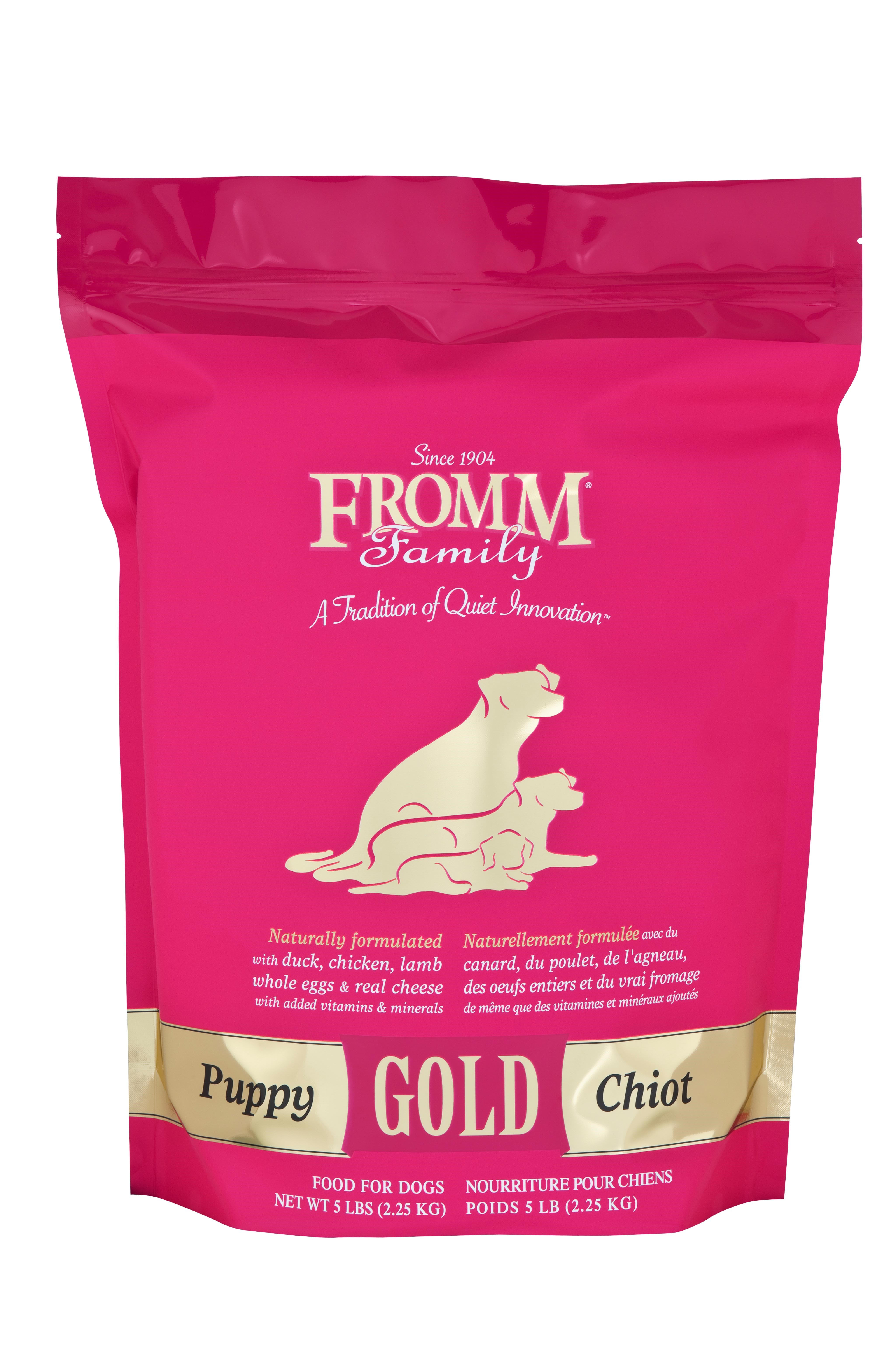 Fromm Gold Nourriture Pour Chiots Animobouffe