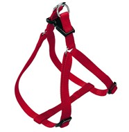 Hunter - Harnais Step-in Ajustable pour Chien - Rouge