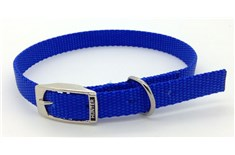 Collier de Nylon Bleu Royal pour Animaux - Hunter Brand
