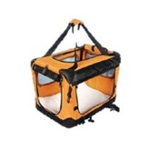 Cage Pliante en Tissu Tuff Crate - Orange