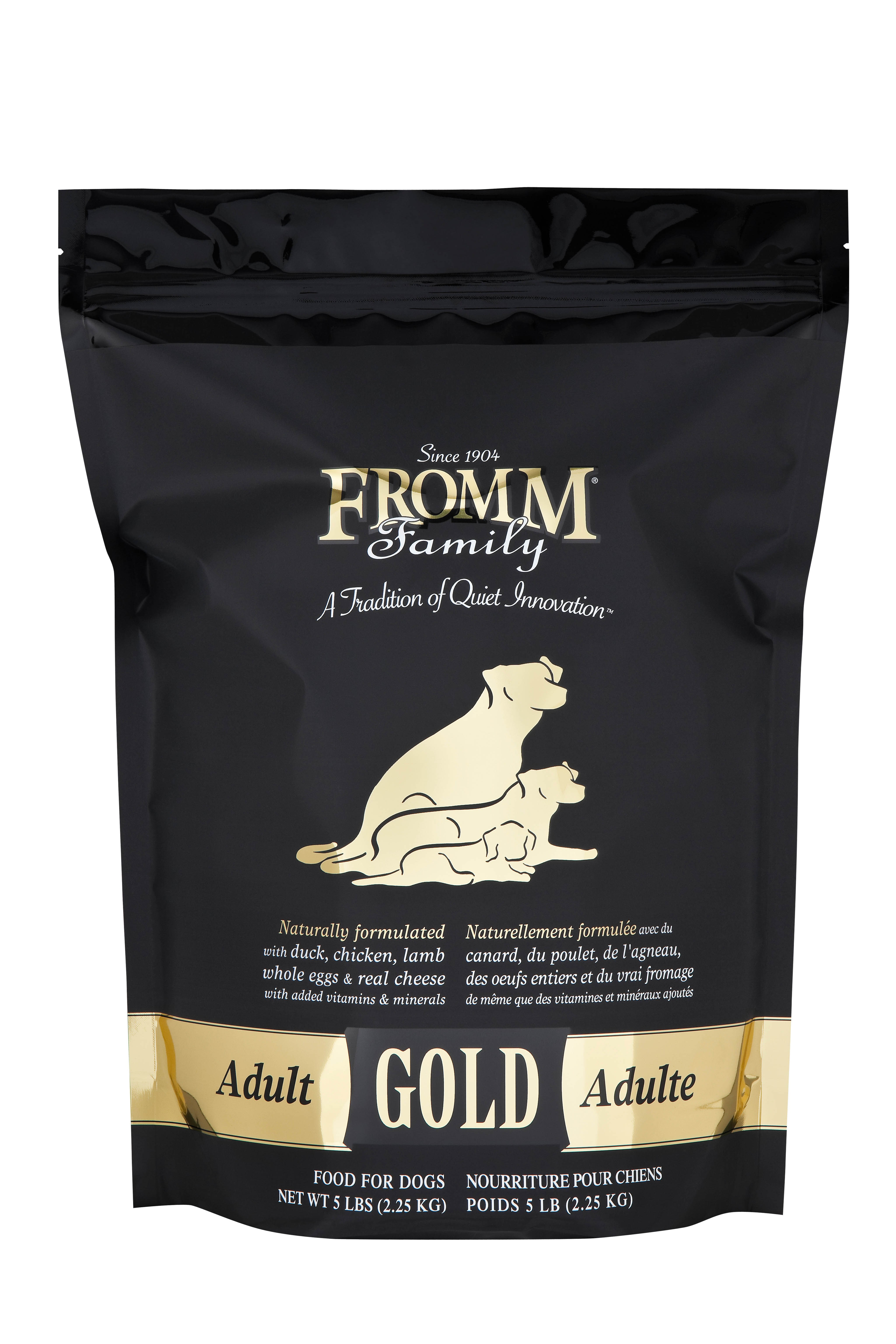 Fromm Gold Nourriture Pour Chiens Adultes Canard