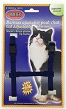 Harnais de Nylon Ajustable pour Chat Hunter Brand - Bleu Marin