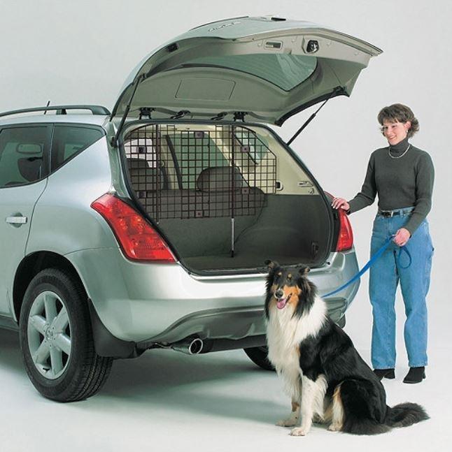 midwest barri re auto en m tal pour chien ajustable animobouffe. Black Bedroom Furniture Sets. Home Design Ideas