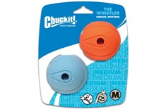 Balle Whistler Fetch Games pour Chiens - Chuckit!
