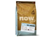 Nourriture pour Chats Adultes au Poisson Sans Grains - Now! Fresh