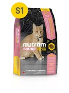 Nutram Sound - Nourriture pour Chatons S1