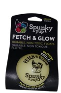 Spunky Pup - Balle Jaune Flottante - Fetch and Glow