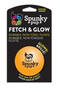 Spunky Pup - Balle Orange Flottante - Fetch and Glow