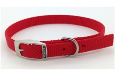 Collier de Nylon Rouge pour Animaux - Hunter Brand