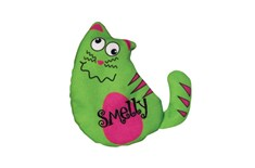 Jouet Réutilisable Smelly & Herbe A Chat - Kong