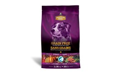 Nourriture pour Chiens Sans Grains au Saumon - Wholesome Blend