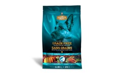 Nourriture pour Chiens de Grandes Races Sans Grains au Saumon - Wholesome Blend
