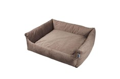 Lit pour Animaux Bolster Divine Brun - Messy Mutts