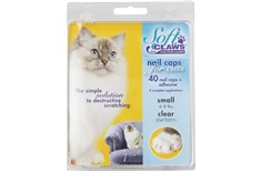 Protèges Griffes Transparent pour Chat - Soft Claws