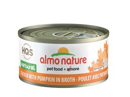 Almo Nature - Canne Chats - Poulet & Potiron