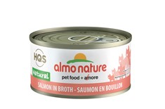Conserve pour Chats au Saumon Naturel - Almo Nature