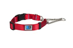 Collier Martingale Rouge pour Chiens - Canine Equipment